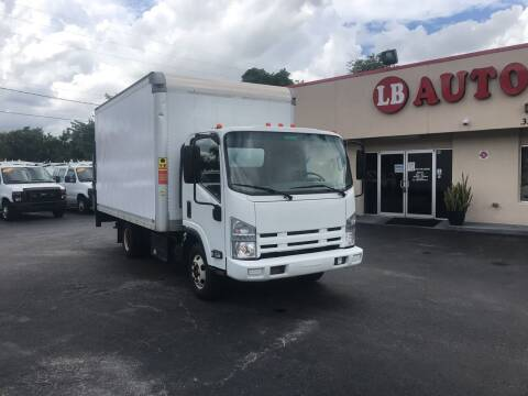 2014 Isuzu NPR for sale at LB Auto Trading in Orlando FL