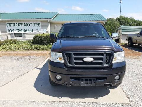 2006 Ford F-150 for sale at Swihart Motors in Lapaz IN
