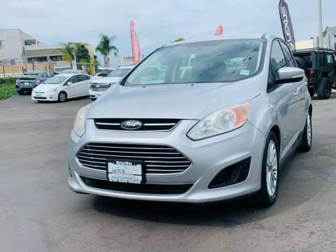 2013 Ford C-MAX Hybrid for sale at MotorMax in Lemon Grove CA
