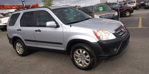 2006 Honda CR-V for sale at JG Motors in Worcester MA