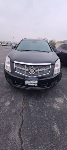 2011 Cadillac SRX for sale at Chicago Auto Exchange in South Chicago Heights IL