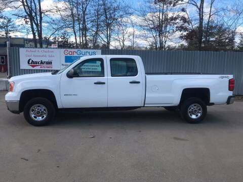2008 GMC Sierra 2500HD for sale at Chuckran Auto Parts Inc in Bridgewater MA