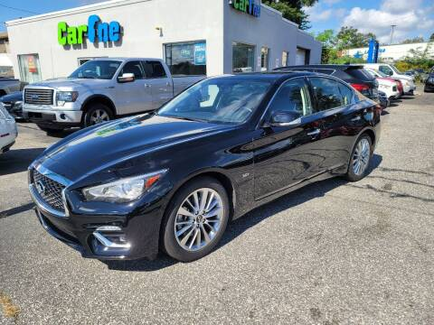 2020 Infiniti Q50 for sale at Car One in Essex MD