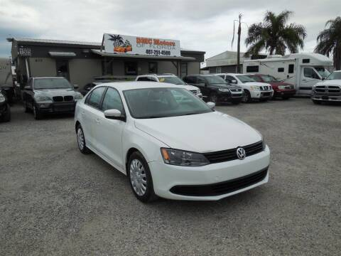 2011 Volkswagen Jetta for sale at DMC Motors of Florida in Orlando FL