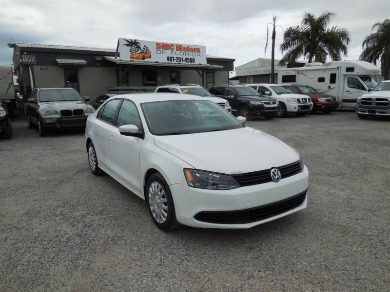 2011 Volkswagen Jetta for sale at DMC Motors of Florida in Orlando FL