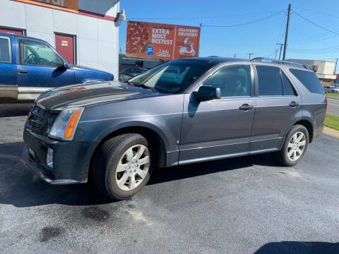 2008 Cadillac SRX for sale at All American Autos in Kingsport TN
