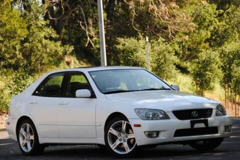 2003 Lexus IS 300 for sale at VSTAR in Walnut Creek CA