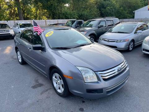 2006 Ford Fusion for sale at Auto Revolution in Charlotte NC