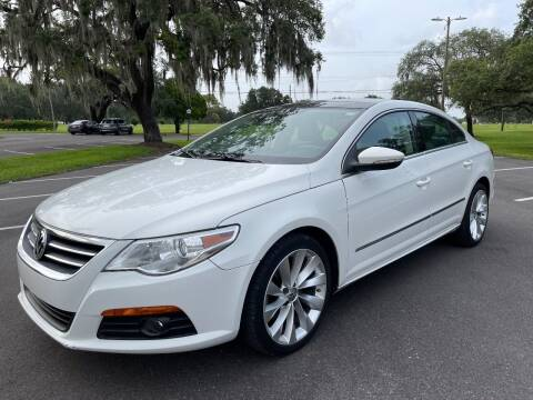 2012 Volkswagen CC for sale at ROADHOUSE AUTO SALES INC. in Tampa FL