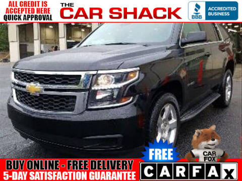 2015 Chevrolet Tahoe for sale at The Car Shack in Hialeah FL