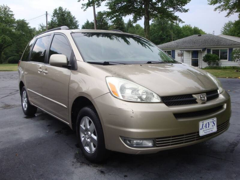 2004 Toyota Sienna for sale at Jay's Auto Sales Inc in Wadsworth OH