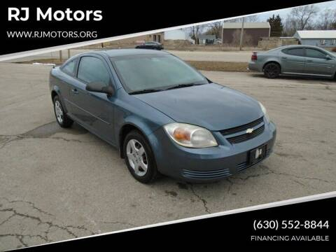 2005 Chevrolet Cobalt for sale at RJ Motors in Plano IL
