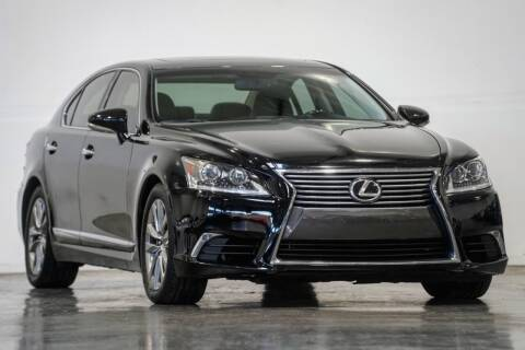 2014 Lexus LS 460 for sale at MS Motors in Portland OR