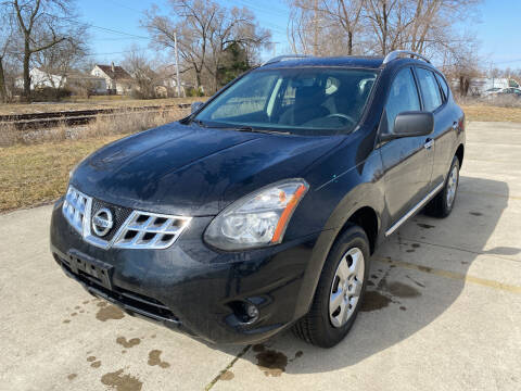 2015 Nissan Rogue Select for sale at Mr. Auto in Hamilton OH