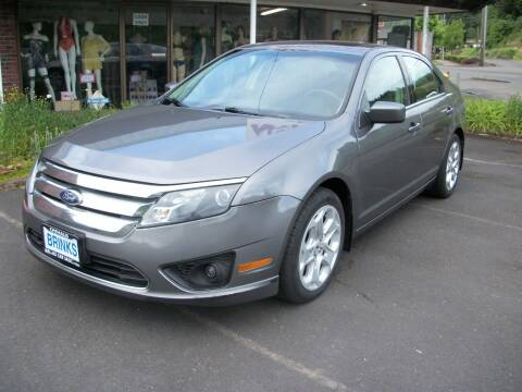 2010 Ford Fusion for sale at Brinks Car Sales in Chehalis WA