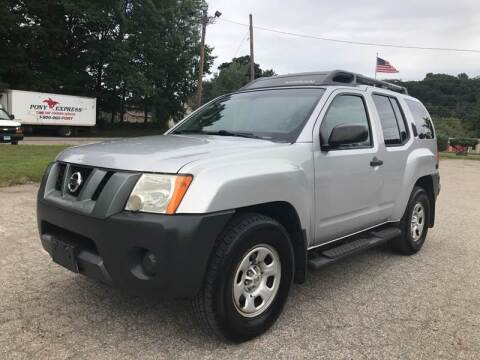 2008 Nissan Xterra for sale at Auto King Picture Cars in Westchester County NY