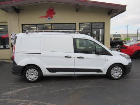 2014 Ford Transit Connect Cargo for sale at Cardinal Motors in Fairfield OH
