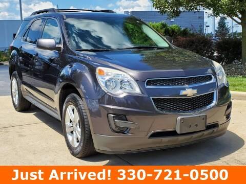 2014 Chevrolet Equinox for sale at Ken Ganley Nissan in Medina OH