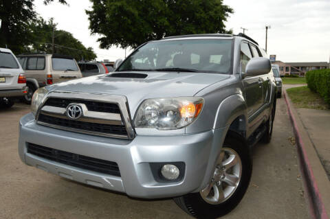 2008 Toyota 4Runner for sale at E-Auto Groups in Dallas TX