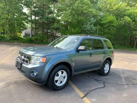 2012 Ford Escape for sale at Pristine Auto in Whitman MA