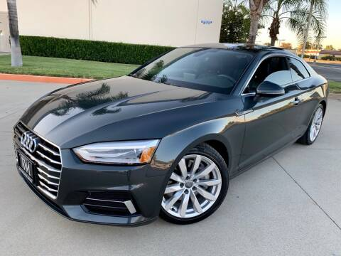 2018 Audi A5 for sale at Destination Motors in Temecula CA