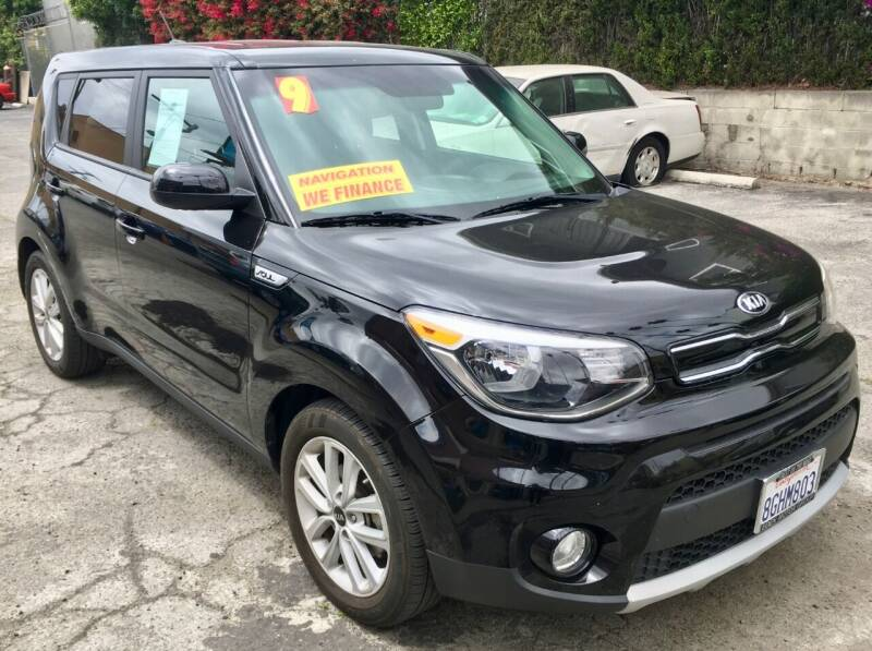 2019 Kia Soul for sale at Eden Motor Group in Los Angeles CA