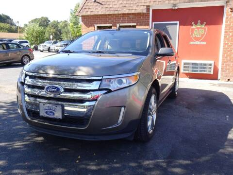 2012 Ford Edge for sale at AP Automotive in Cary NC