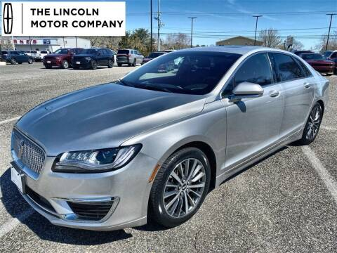 2018 Lincoln MKZ for sale at Kindle Auto Plaza in Middle Township NJ
