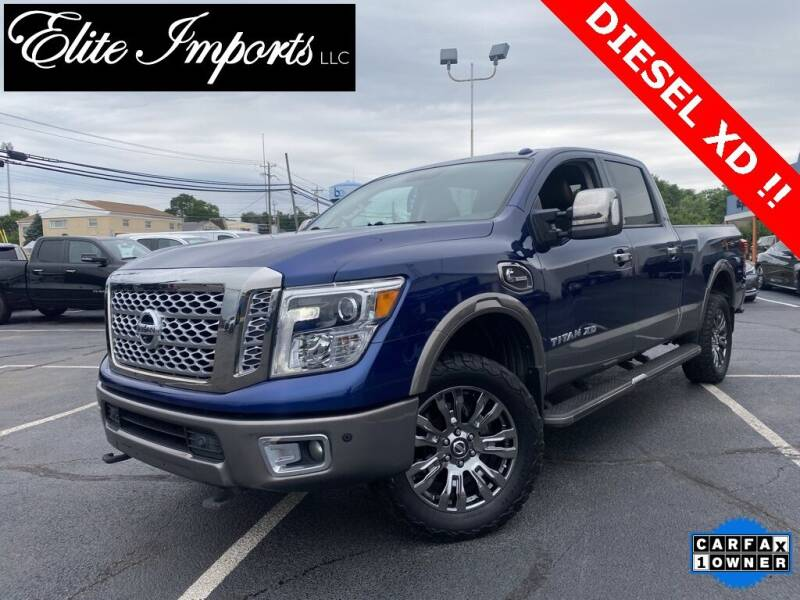 2016 Nissan Titan XD for sale in West Chester, OH