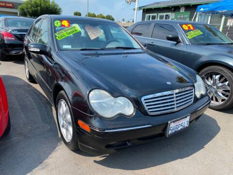 2004 Mercedes-Benz C-Class for sale at North County Auto in Oceanside CA