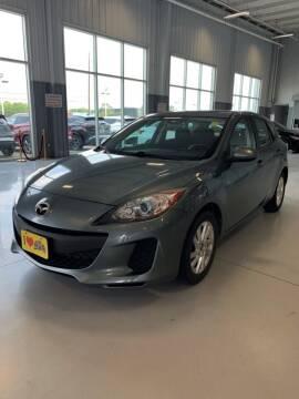 2013 Mazda MAZDA3 for sale at Tom Peacock Nissan (i45used.com) in Houston TX