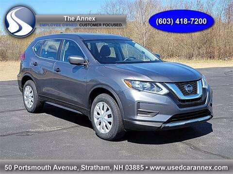 2018 Nissan Rogue for sale at The Annex in Stratham NH
