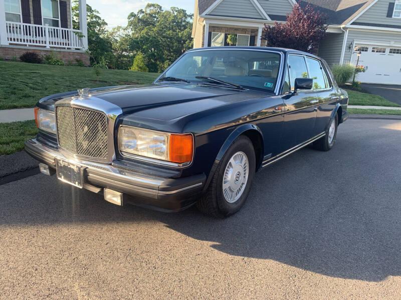 1989 Bentley Eight for sale at B & P Motors LTD in Glenshaw PA