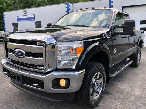 2011 Ford F-350 Super Duty for sale at Kingston Foreign Auto & Truck in Kingston NH