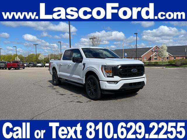 2021 Ford F-150 for sale at LASCO FORD in Fenton MI
