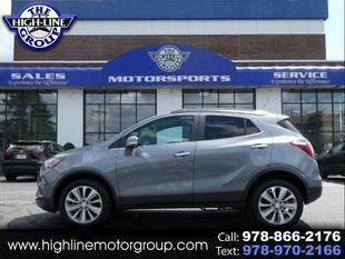 2019 Buick Encore for sale at Highline Group Motorsports in Lowell MA