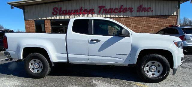 2015 Chevrolet Colorado for sale at STAUNTON TRACTOR INC in Staunton VA