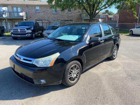 2010 Ford Focus for sale at 4th Street Auto in Louisville KY