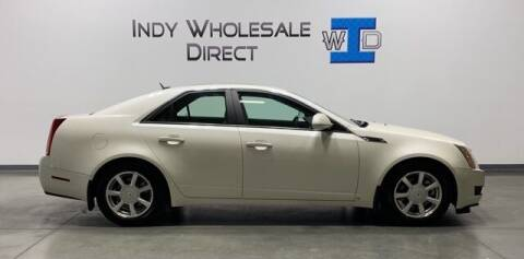 2008 Cadillac CTS for sale at Indy Wholesale Direct in Carmel IN