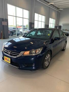 2014 Honda Accord for sale at Tom Peacock Nissan (i45used.com) in Houston TX