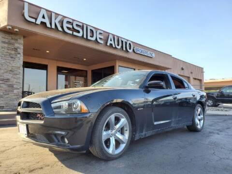 2011 Dodge Charger for sale at Lakeside Auto Brokers in Colorado Springs CO