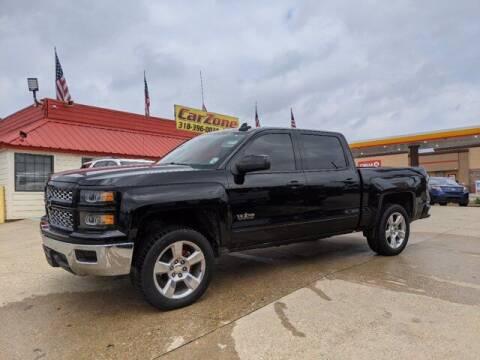 2015 Chevrolet Silverado 1500 for sale at CarZoneUSA in West Monroe LA