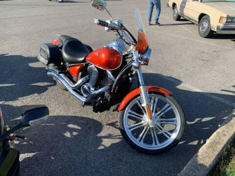 2009 Kawasaki Vulcan 900 for sale at Dan Powers Honda Motorsports in Elizabethtown KY