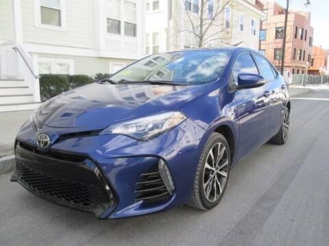 2017 Toyota Corolla for sale at Boston Auto Sales in Brighton MA