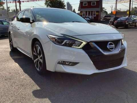 2016 Nissan Maxima for sale at Active Auto Sales in Hatboro PA