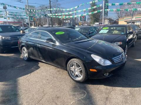 2008 Mercedes-Benz CLS for sale at Park Avenue Auto Lot Inc in Linden NJ