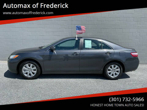2009 Toyota Camry for sale at Automax of Frederick in Frederick MD