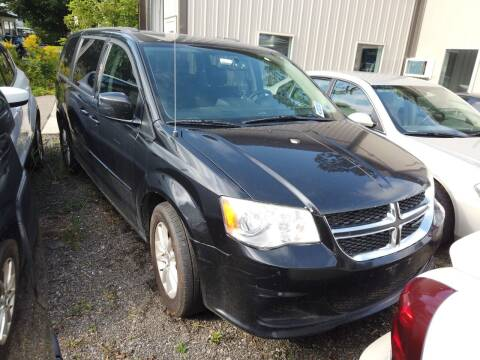 2010 Chrysler Town and Country for sale at RS Motors in Falconer NY