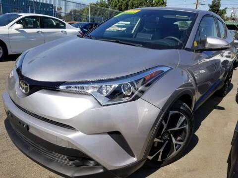 2019 Toyota C-HR for sale at Ournextcar/Ramirez Auto Sales in Downey CA