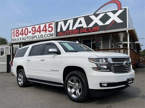2016 Chevrolet Suburban for sale at Maxx Autos Plus in Puyallup WA